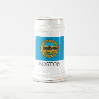BOSTON BEER STEIN
