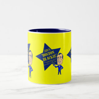 Boston Blackie Two-Tone Coffee Mug