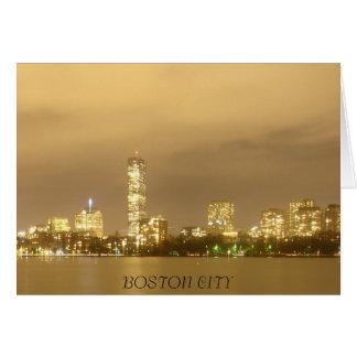 boston, BOSTON CITY Card