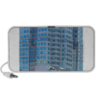 BOSTON Buildings Towers Architecture Notebook Speaker