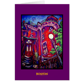 Boston - Card
