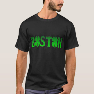 Boston Clover (Dark) T-Shirt