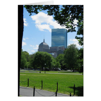 Boston Common Card