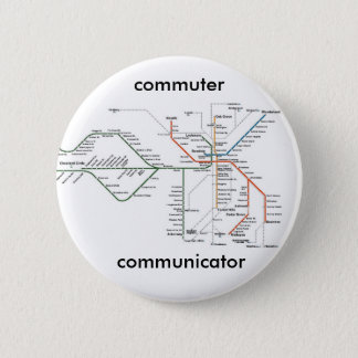 boston commuter communicator 2 inch round button