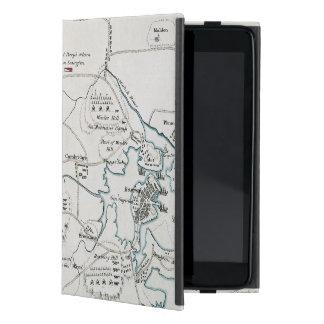 BOSTON-CONCORD MAP, 1775 CASES FOR iPad MINI
