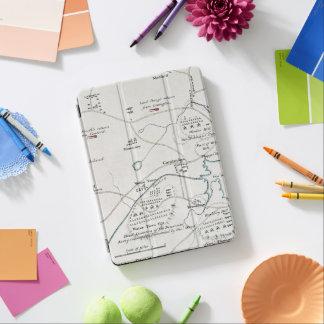 BOSTON-CONCORD MAP, 1775 iPad AIR COVER