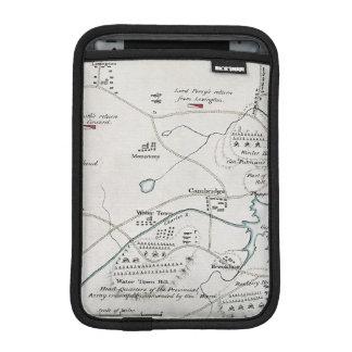 BOSTON-CONCORD MAP, 1775 iPad MINI SLEEVES