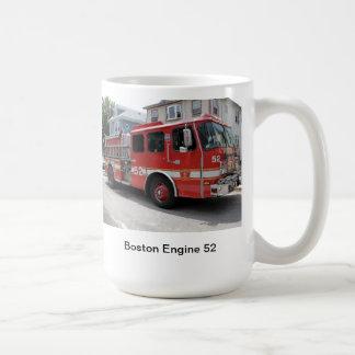 Boston Engine 52 Coffee Mug