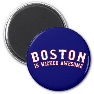 Boston est impressionnant mauvais aimants pour réfrigérateur