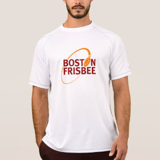 Boston Frisbee Men's T-Shirt (White)