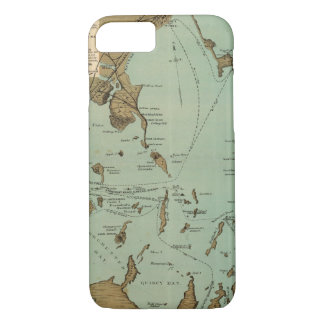 Boston Harbor iPhone 7 Case