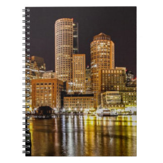 Boston Harbor Notebook