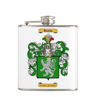 Boston Hip Flask