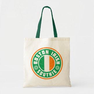 Boston Irish American Southie Grocery Bag
