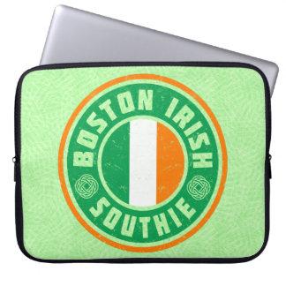 Boston Irish American Southie Laptop Cover Laptop Computer Sleeves