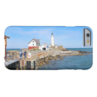 Boston Lighthouse, Massachusetts Barely There iPhone 6 Case