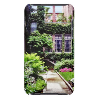 Boston MA - Hidden Garden Case-Mate iPod Touch Case