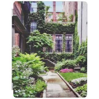 Boston MA - Hidden Garden iPad Cover