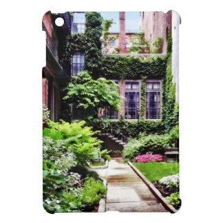 Boston MA - Hidden Garden iPad Mini Covers