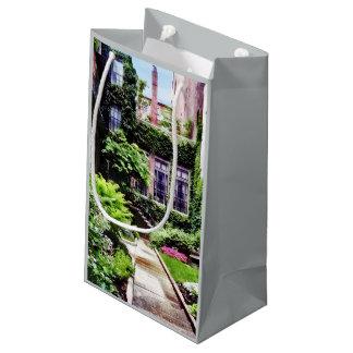Boston MA - Hidden Garden Small Gift Bag