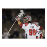BOSTON, MA - JUNE 4:   Paul Rabil #99 Poster