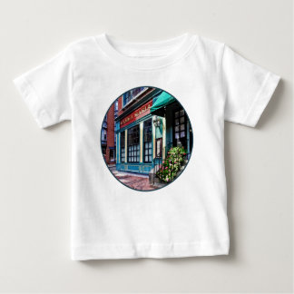 Boston Ma - North End Restaurant Baby T-Shirt