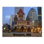 Boston, MA Postcards