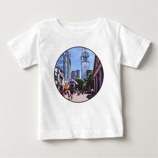 Boston MA - Quincy Market Baby T-Shirt
