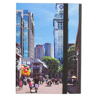 Boston MA - Quincy Market iPad Air Case