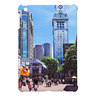 Boston MA - Quincy Market iPad Mini Cases