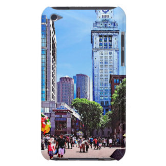 Boston MA - Quincy Market iPod Touch Cover