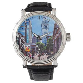 Boston MA - Quincy Market Watch