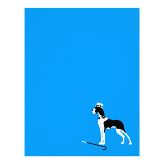 Boston Mantle Great Dane Letterhead