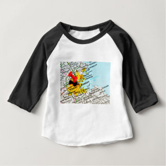 Boston, Massachusetts Baby T-Shirt