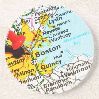 Boston, Massachusetts Coaster