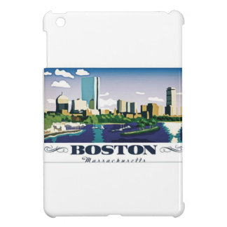 Boston, Massachusetts iPad Mini Cases