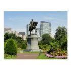 Boston Massachusetts Skyline - USA Postcard