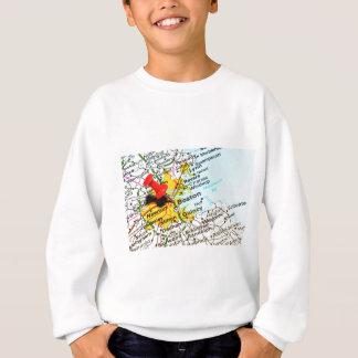 Boston, Massachusetts Sweatshirt