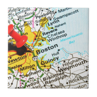 Boston, Massachusetts Tile