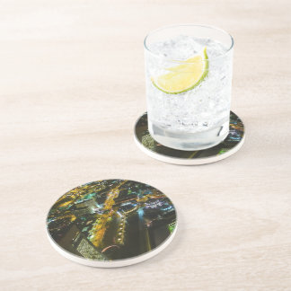 Boston, Massachusetts, USA Drink Coasters