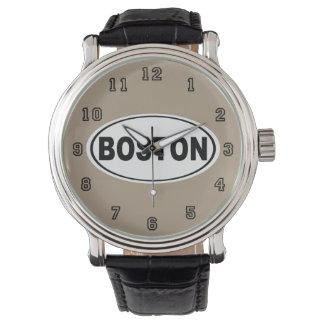 Boston Massachusetts Watch