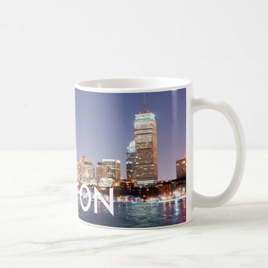 BOSTON MINI PLANET COFFEE MUG