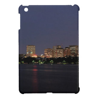 Boston Night Skyline iPad Mini Case