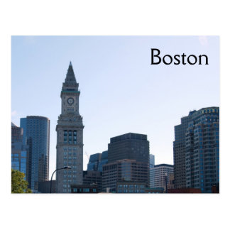Boston Postcard