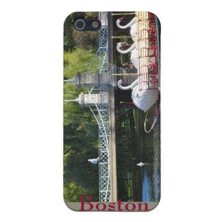 Boston Public Garden iPhone 5 Case