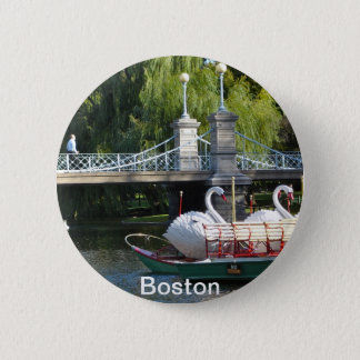 Boston Public Garden Pin