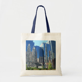 Boston Reflection Tote Bag
