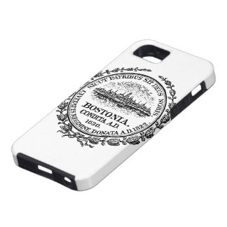 Boston Seal Case For The iPhone 5