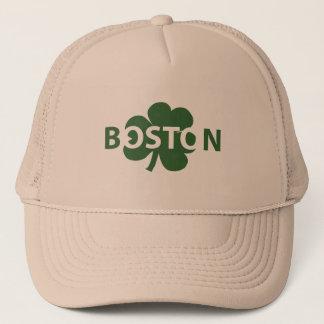 Boston Shamrock Hat