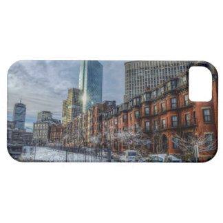 Boston Sky iPhone 5 Covers